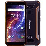 MyPhone Hammer Energy LTE 18 × 9 oranžová - Mobilný telefón