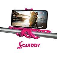 """CELLY Squiddy pre telefóny do 6,2"""" ružový - Držiak na mobil"""