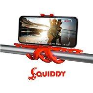 """CELLY Squiddy pre telefóny do 6,2"""" sivý - Držiak na mobil"""