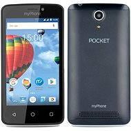 MyPhone Pocket čierny - Mobilný telefón