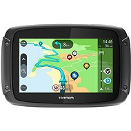 TomTom Rider 500 EU for Motorcycle Lifetime - GPS Navigation