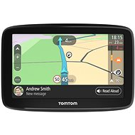 "TomTom GO Basic 5"" Europe LIFETIME mapy"
