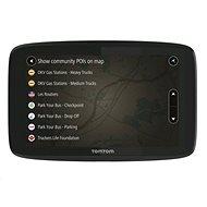 TomTom GO Professional 520 EU LifeTime mapy - GPS navigácia