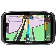 TomTom TRUCKER 6000 Lifetime mapy - GPS navigácia