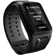 TomTom GPS hodinky Runner 2 Cardio + Music (L), čierne/antracit - Športtester