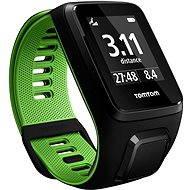TomTom Runner 3 (L) čierno-zelený - Športtester