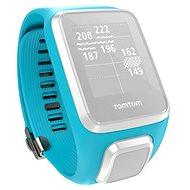 TomTom k GPS hodinkám (L) svetlo modrý - Remienok