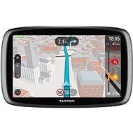 TomTom GO 610 World, LIFETIME mapy - GPS navigácia
