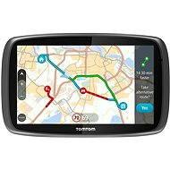 TomTom GO 5100 World, LIFETIME mapy - GPS navigácia