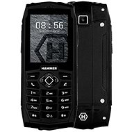 myPhone HAMMER 3 čierny - Mobilný telefón