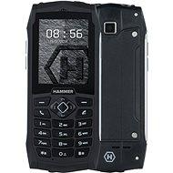 myPhone HAMMER 3 strieborný - Mobilný telefón