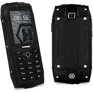 myPhone HAMMER 3 PLUS čierny - Mobilný telefón