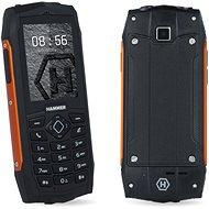 myPhone HAMMER 3 PLUS oranžový - Mobilný telefón