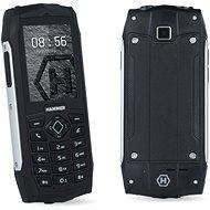 myPhone HAMMER 3 PLUS strieborný - Mobilný telefón