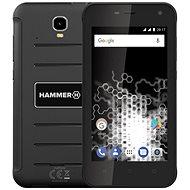 myPhone HAMMER Active čierny - Mobilný telefón