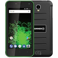 myPhone HAMMER Active zelený - Mobilný telefón