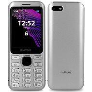 MyPhone Maestro strieborný - Mobilný telefón