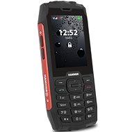 myPhone Hammer 4 červená - Mobilný telefón