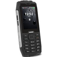 myPhone Hammer 4 silver - Mobile Phone
