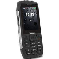myPhone Hammer 4 strieborný - Mobilný telefón
