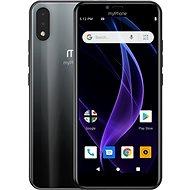 MyPhone Prime 4 Lite čierny - Mobilný telefón