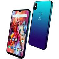 MyPhone Pocket Pro modrý - Mobilný telefón