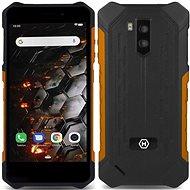 MyPhone Hammer Iron 3 3G oranžový - Mobilný telefón