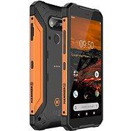 MyPhone Hammer Explorer oranžový - Mobilný telefón
