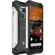 MyPhone Hammer Explorer strieborný - Mobilný telefón