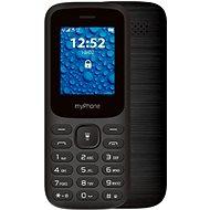 myPhone 2220 čierny - Mobilný telefón
