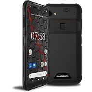 myPhone Hammer Blade 3 Black - Mobile Phone