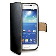 CELLY WALLY332 čierne - Puzdro na mobil