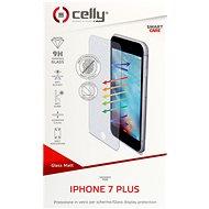 CELLY GLASS pre iPhone 7 Plus matné - Ochranné sklo