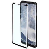 CELLY Privacy 3D pre Samsung Galaxy S9 Plus čierne - Ochranné sklo