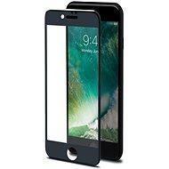 CELLY 3D Glass pre Apple iPhone 7/8 čierne - Ochranné sklo