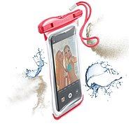 Cellularline VOYAGER 2019 ružové - Puzdro na mobil