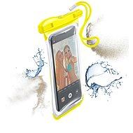 Cellularline VOYAGER 2019 žlté - Puzdro na mobil
