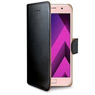 CELLY Wally pre Samsung Galaxy A3 (2017), čierne