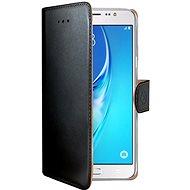 CELLY Wally na Samsung Galaxy J7 (2017) čierne - Puzdro na mobil