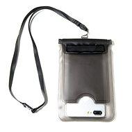 """CELLY Splash Bag pre telefóny 5,7"""" čierne - Puzdro na mobil"""