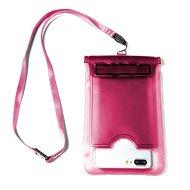 """CELLY Splash Bag na telefóny 5,7"""" ružové - Puzdro na mobil"""