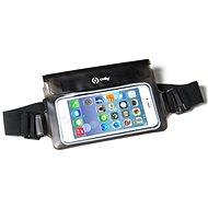 """CELLY Splash Belt pre telefóny 5,7"""" čierne - Puzdro na mobil"""