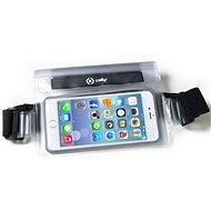 """CELLY Splash Belt pre telefóny 5,7"""" biele - Puzdro na mobil"""