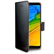 CELLY Wally pre Huawei Y7 (2018)/Y7 Prime (2018) čierne - Puzdro na mobil