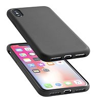 CellularLine SENSATION pre Apple iPhone XS Max čierny - Kryt na mobil