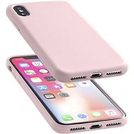 CellularLine SENSATION pre Apple iPhone XS Max staroružový - Kryt na mobil