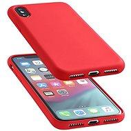 CellularLine SENSATION pre Apple iPhone XS Max červený - Kryt na mobil