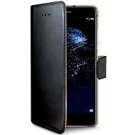 CELLY Wally pre Huawei P10 Lite čierne - Puzdro na mobil