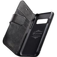 Cellularline Supreme na Samsung Galaxy S10 čierne - Puzdro na mobil