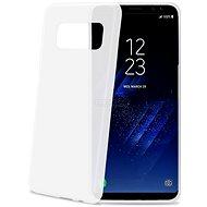CELLY Frost pre Samsung Galaxy S8 biely - Ochranný kryt
